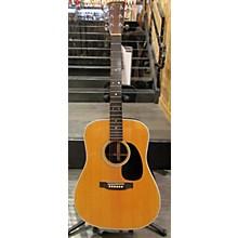 Martin 1981 D-28 Acoustic Guitar