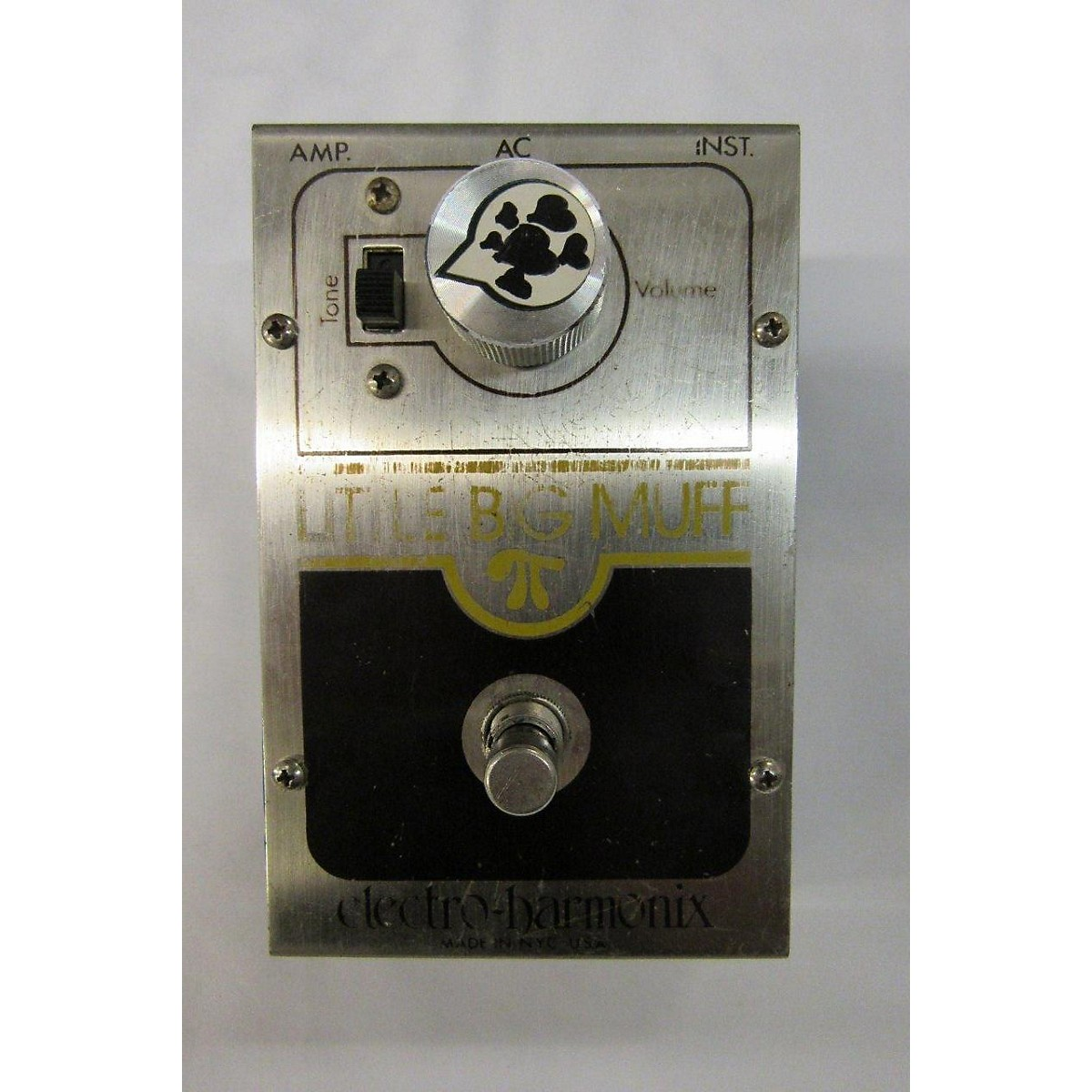 Electro-Harmonix 1981 Little Big Muff Distortion Effect Pedal