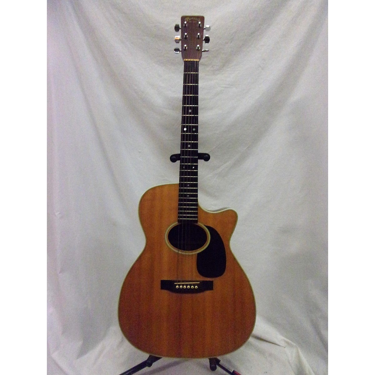 Martin 1981 MC-28 Acoustic Electric Guitar
