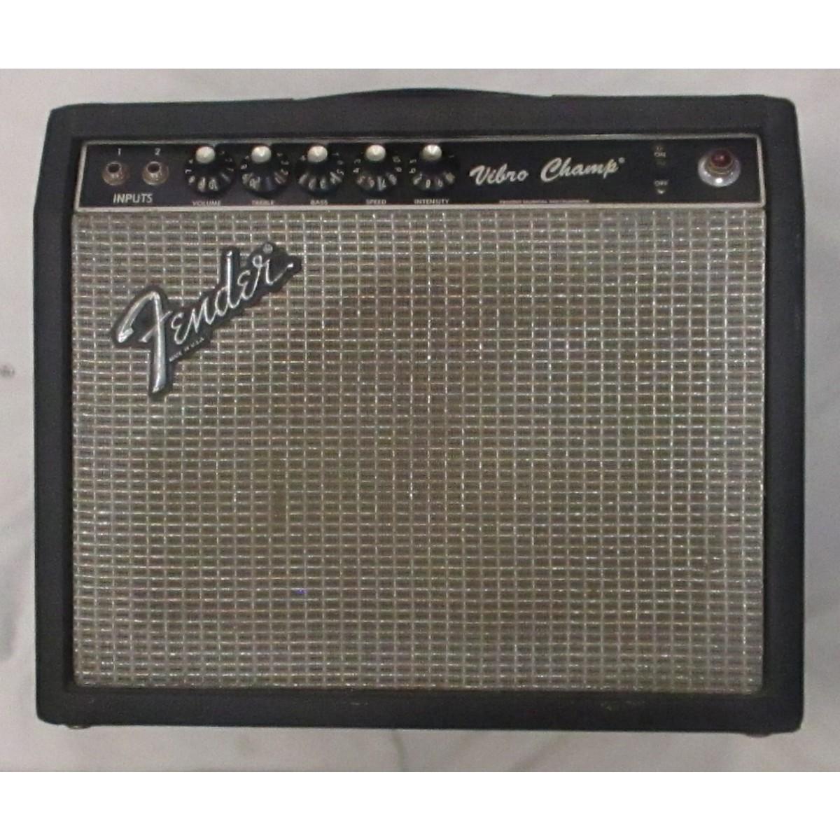 Fender 1981 Vibro Champ Guitar Combo Amp