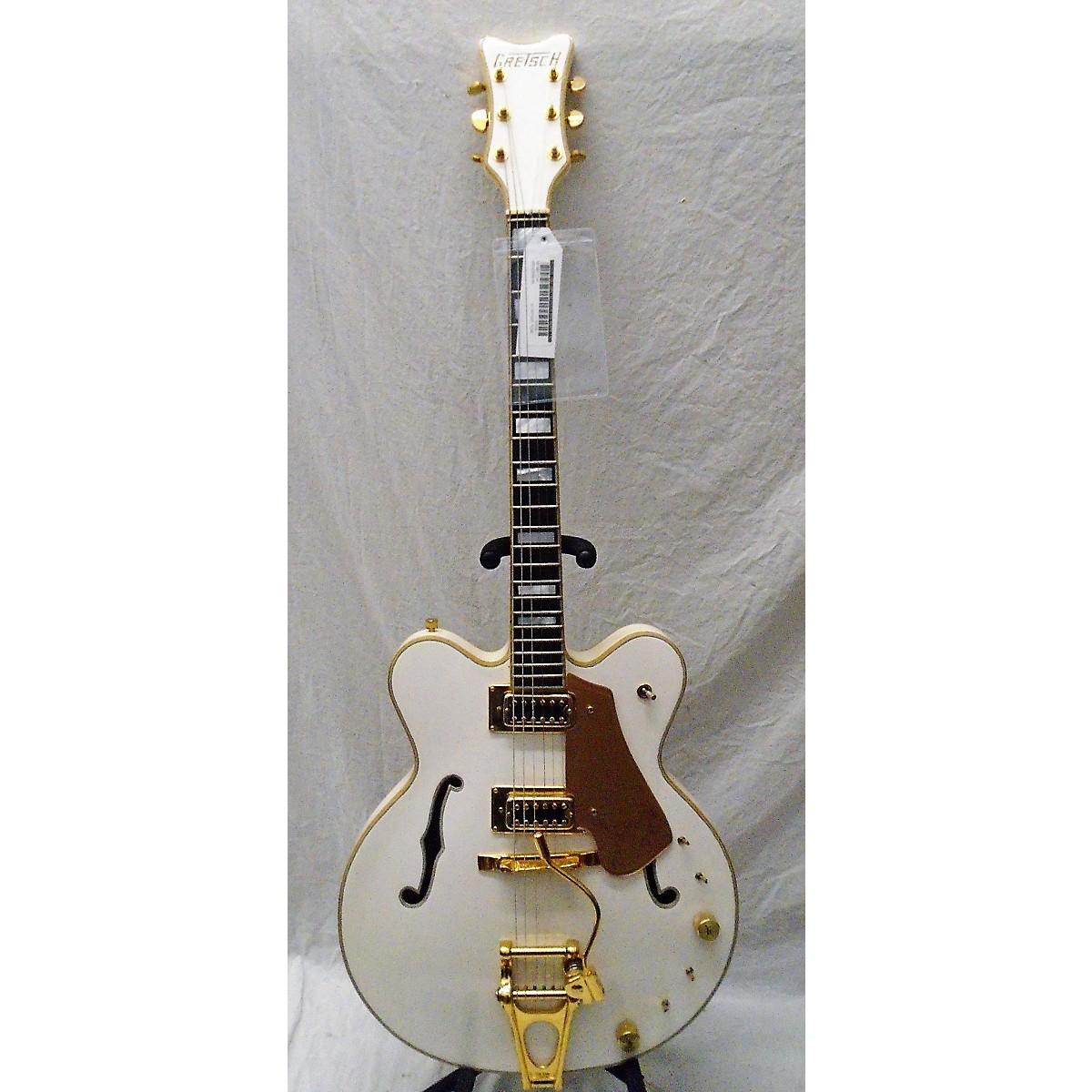 Gretsch Guitars 1981 White Falcon 7595 OHSC Hollow Body Electric Guitar