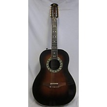 Ovation 1982 1612 Glen Campbell 12-String 12 String Acoustic Electric Guitar