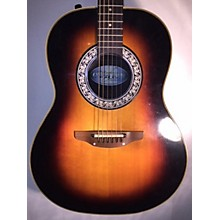Ovation 1982 1639 Acoustic Electric Guitar