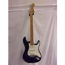 Fender 1982 1982 Fender Stratocaster Standard HT Black Solid Body Electric Guitar