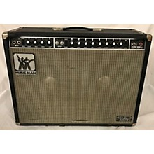 Ernie Ball Music Man 1982 212HD130 Tube Guitar Combo Amp