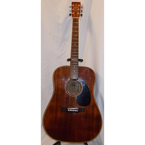 Alvarez 1982 5040 Acoustic Electric Guitar