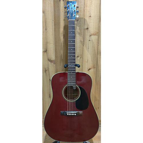Alvarez 1982 5042 60th Anniversary Acoustic Electric Guitar