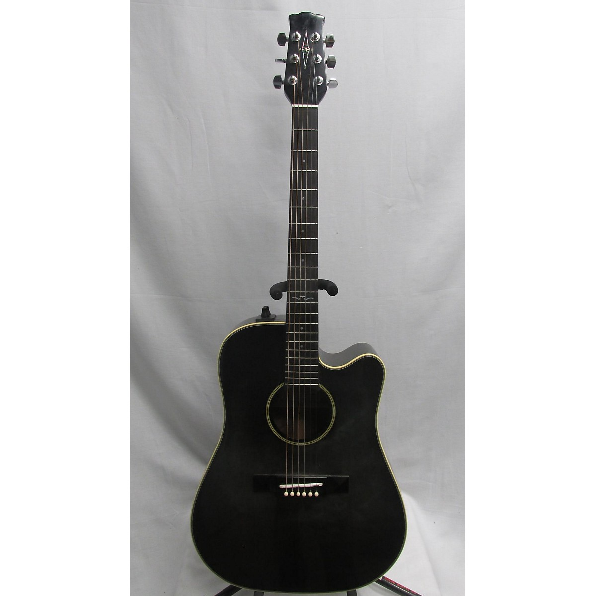 Alvarez 1982 5078 Acoustic Electric Guitar