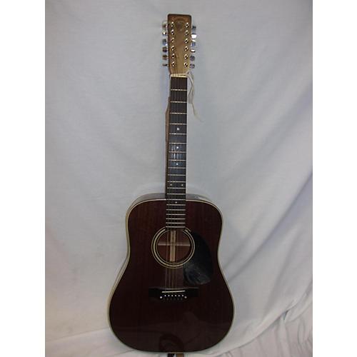 Takamine 1982 F389 12 String Acoustic Guitar