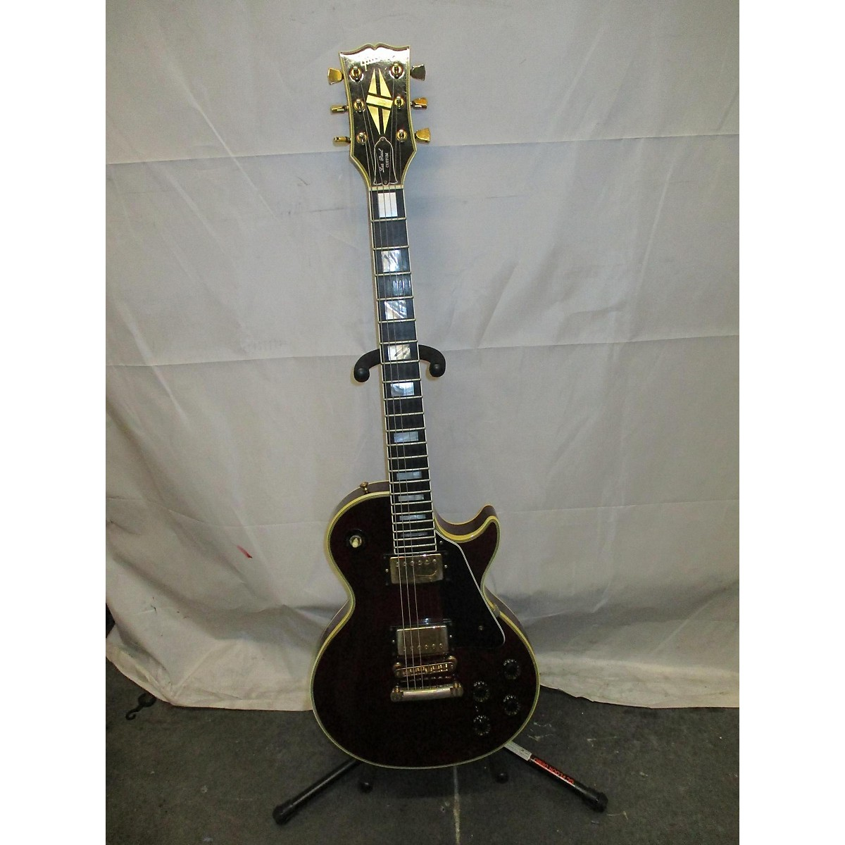 Gibson 1982 Les Paul Custom Solid Body Electric Guitar