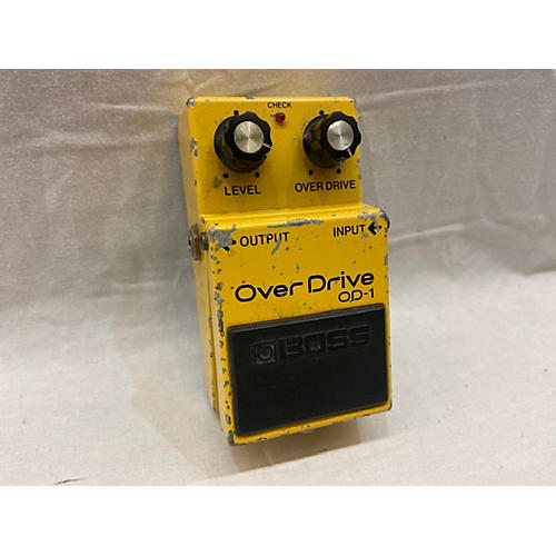 Boss 1982 OD1 Overdrive Effect Pedal