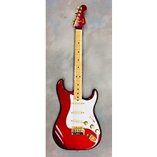 Fender 1982 The Strat Red OHSC Solid Body Electric Guitar