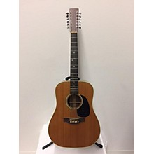 Martin 1983 D12 28 12 String Acoustic Guitar