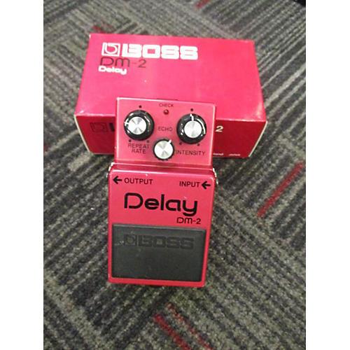 Boss 1983 DM2 DELAY Effect Pedal