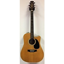 Takamine 1983 EF360C Acoustic Electric Guitar