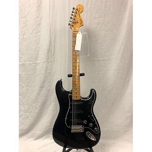 Squier 1983 SQ Series Stratocaster Solid Body Electric Guitar
