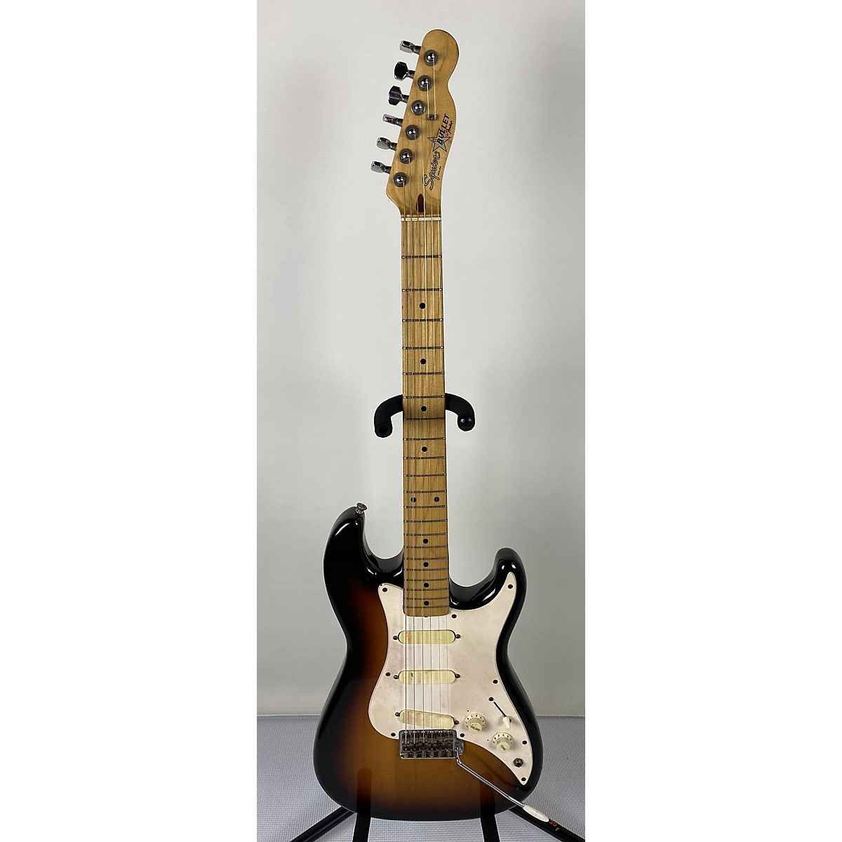 Fender 1983 SQUIER BULLET S3 Solid Body Electric Guitar