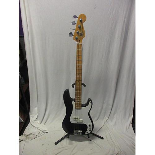 vintage fender 1983 standard precision bass electric bass guitar black guitar center. Black Bedroom Furniture Sets. Home Design Ideas