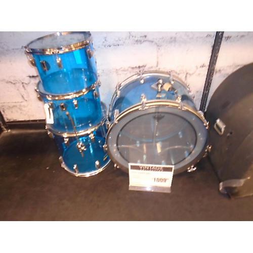 Ludwig 1983 Vistalite Drum Kit