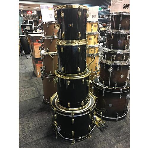 Slingerland 1984 Black Gold Drum Kit