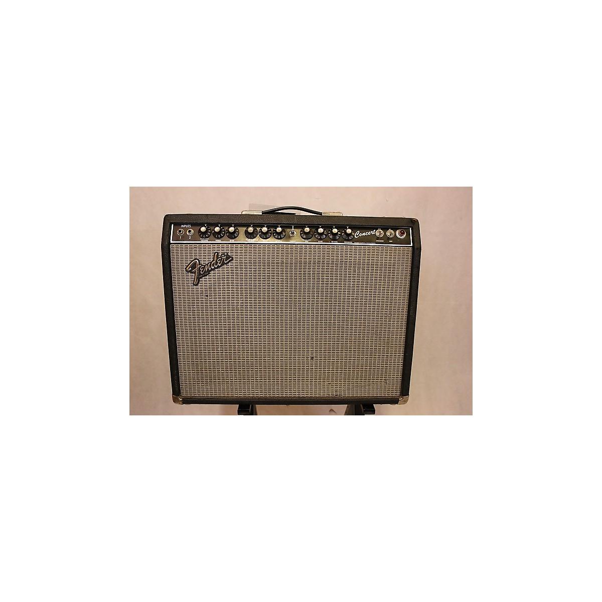 Fender 1984 Concert Amp Tube Guitar Combo Amp