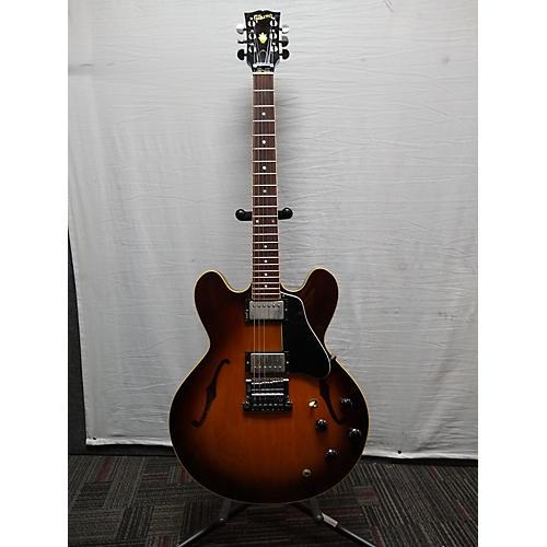 Gibson Hollow Body Electric : vintage gibson 1984 es335 dot hollow body electric guitar sunburst guitar center ~ Vivirlamusica.com Haus und Dekorationen