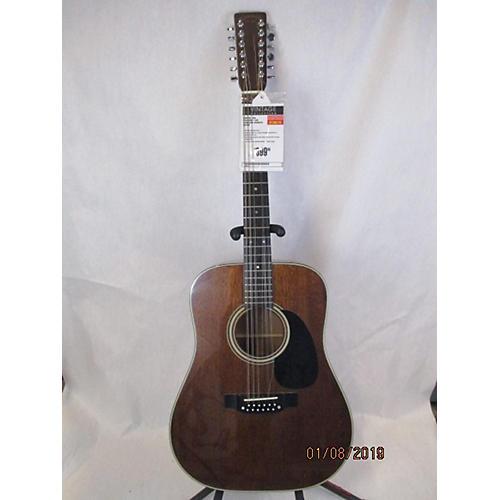 Takamine 1984 F-389 Acoustic Guitar