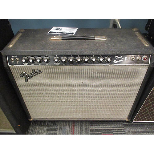 Fender 1984 Fender Twin II Tube Guitar Combo Amp