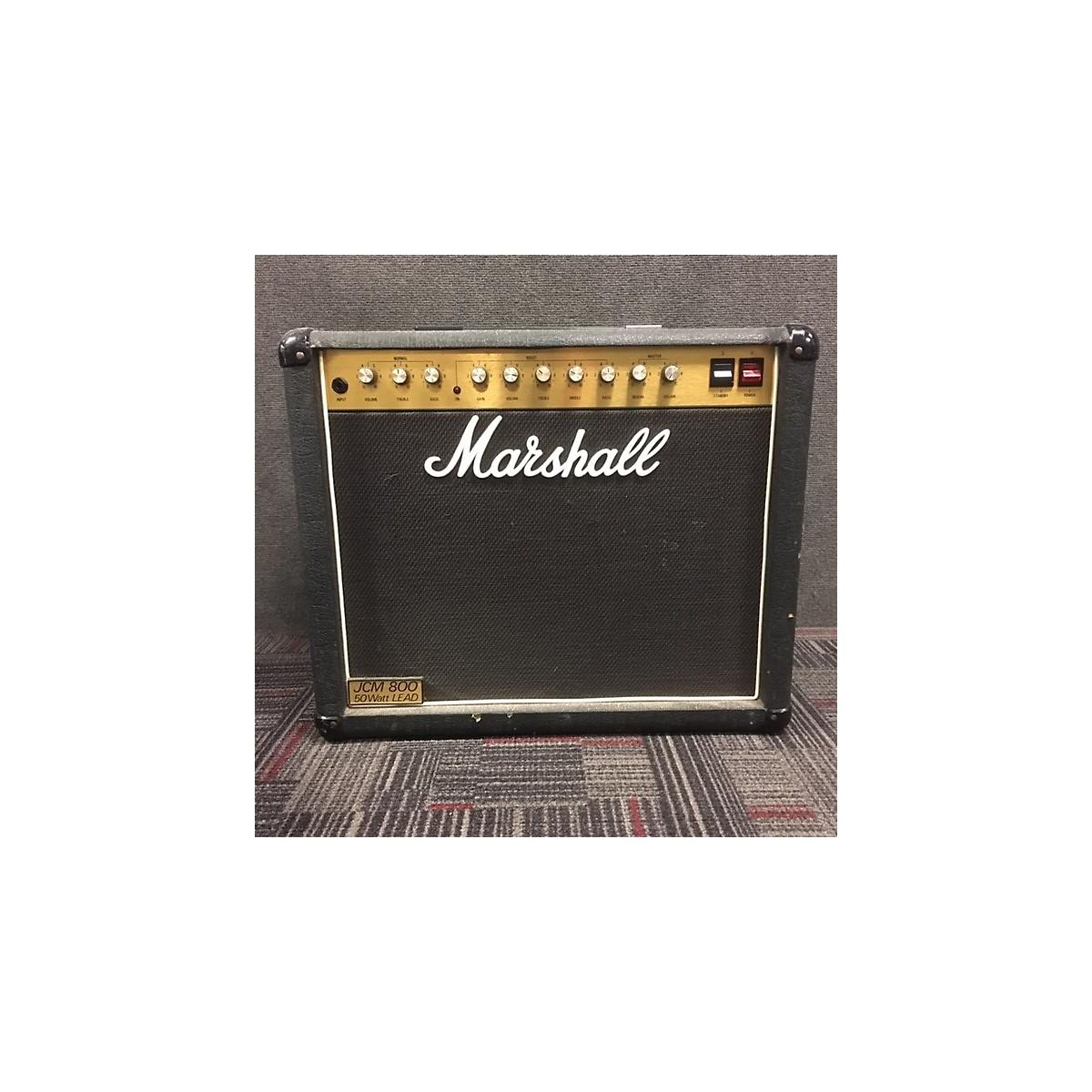 Marshall 1984 JCM800 4210 Tube Guitar Combo Amp