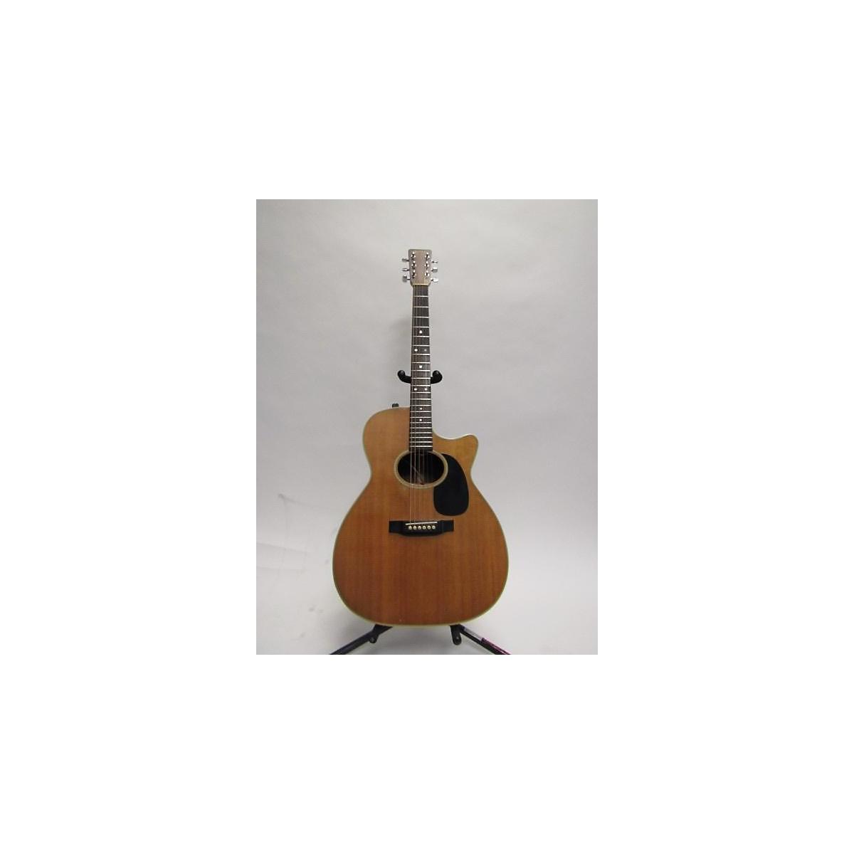 Martin 1984 MC-28 Acoustic Electric Guitar