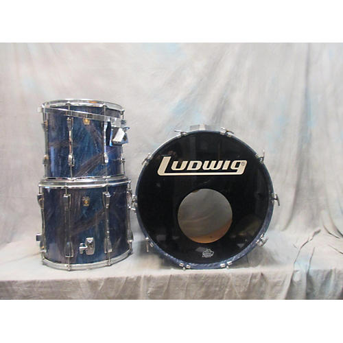 Ludwig 1985 3 Piece Kit Drum Kit