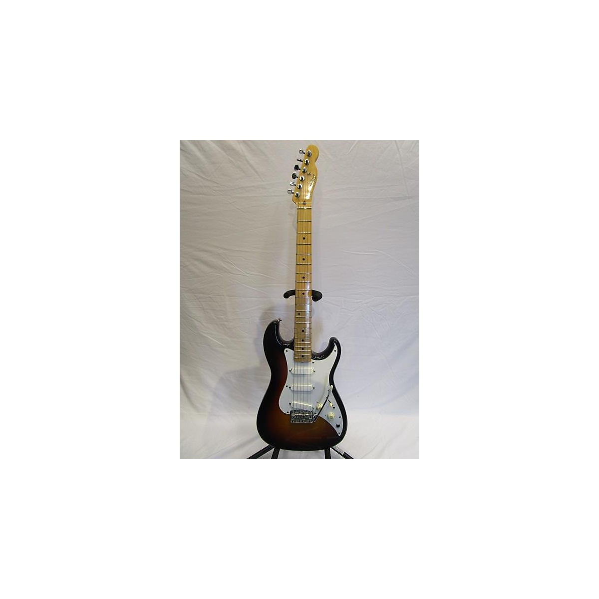 Squier 1985 Bullet Stratocaster With Tremolo Solid Body Electric Guitar
