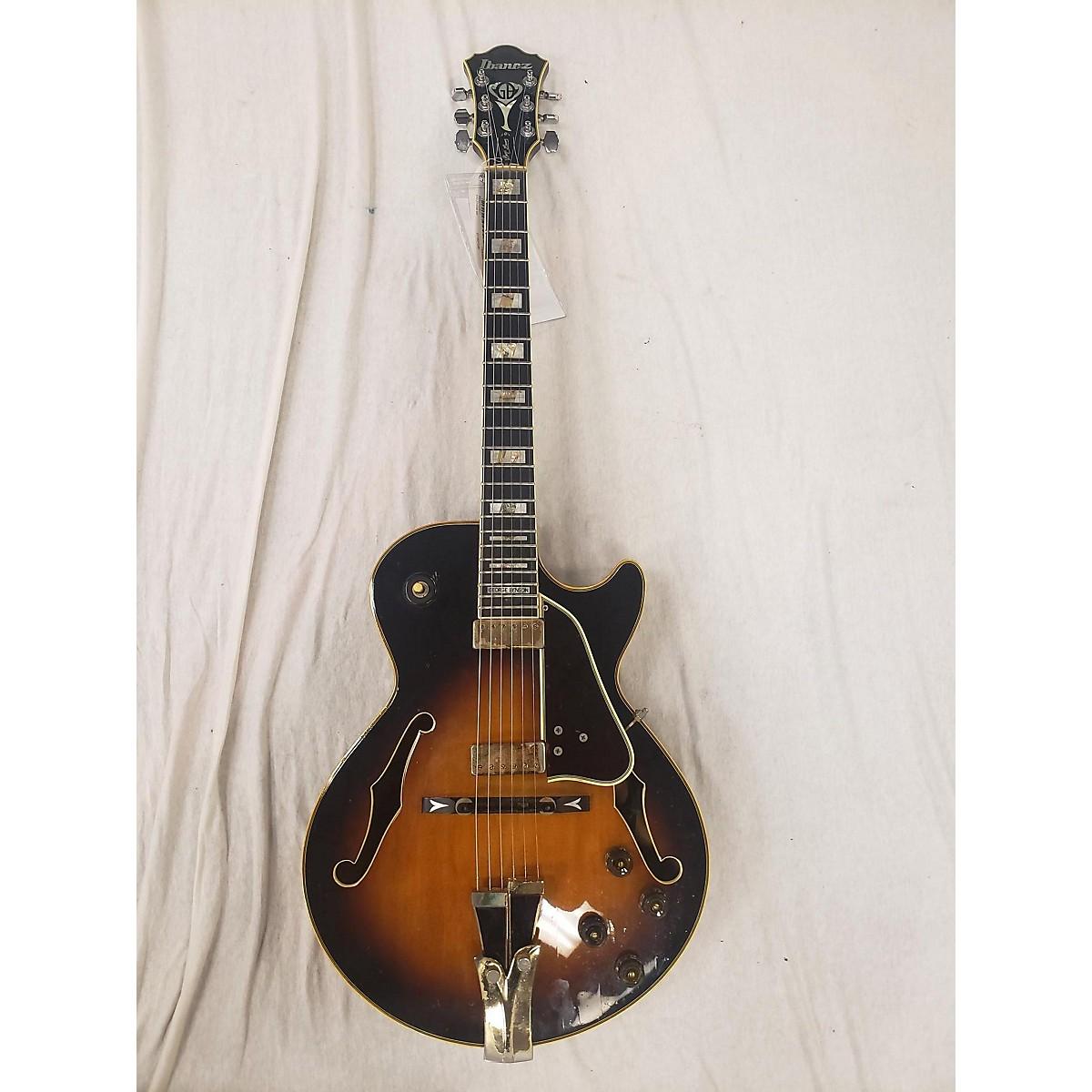 Ibanez 1985 Gb10 GEORGE BENSON SIGNATURE Hollow Body Electric Guitar