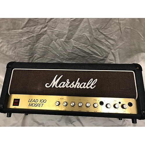 Marshall 1985 Lead 100 Mosfet Head Solid State Guitar Amp Head