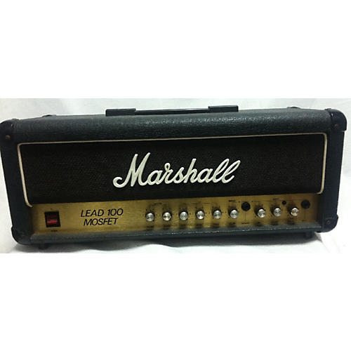 Marshall 1985 Lead 100 Mosfet Solid State Guitar Amp Head