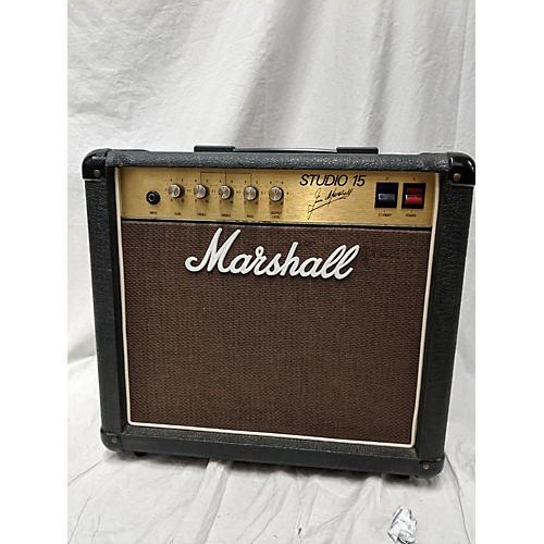 Marshall 1985 Model 4001 Studio 15 Tube Guitar Combo Amp