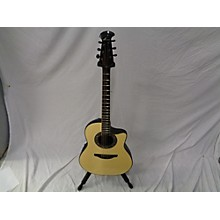 Ovation 1986 1986-6 Acoustic Electric Guitar