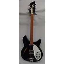 Rickenbacker 1986 330 Jetglo Hollow Body Electric Guitar