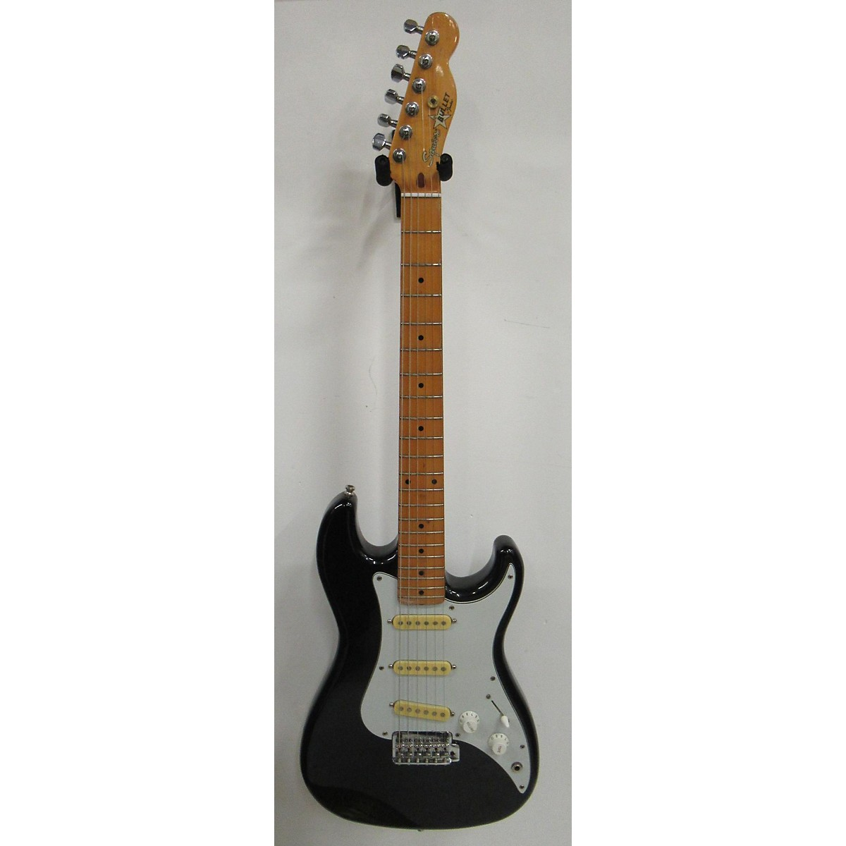 Squier 1986 Bullet Stratocaster Solid Body Electric Guitar