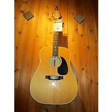 Takamine 1986 EF-350M Acoustic Guitar