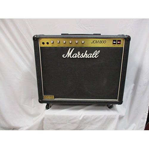 Marshall 1986 JCM800 4104 50W Tube Guitar Combo Amp