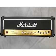 Marshall 1986 Lead 100 Mosfet Solid State Guitar Amp Head