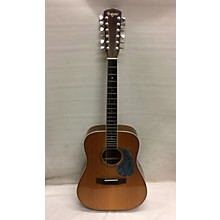 Mossman 1986 Tennessee 12 String Acoustic Guitar