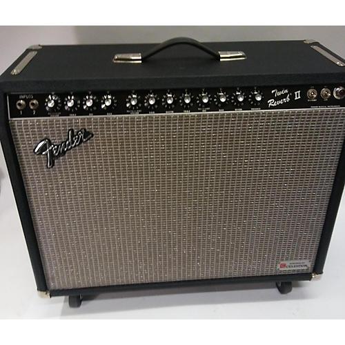 Fender 1986 Twin Reverb Ii Tube Guitar Combo Amp