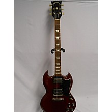 Gibson 1987 1987 Gibson SG Standard Cherry OHSC Solid Body Electric Guitar