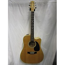 Takamine 1987 Ef350m Acoustic Electric Guitar