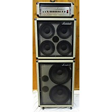 Marshall 1987 Jubilee 600 Bass Full Stack Tube Bass Combo Amp