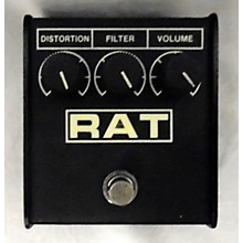 Pro Co 1987 Rat Distortion Effect Pedal