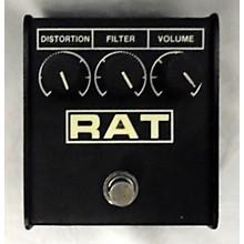Pro Co 1987 Rat Distortion Effect Pedal