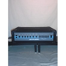 Acoustic 1988 B-2 Bass Amp Head